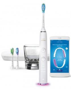 Звукочестотна четка за зъби Philips Diamond Clean Smart бяла HX9903/03